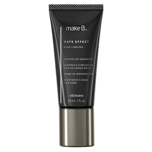 Make B. Base Líquida Mate Effect Médio 2